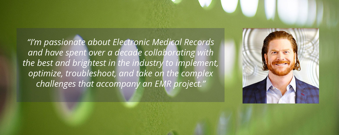 Electronic Medical Records quote by Drew Madden